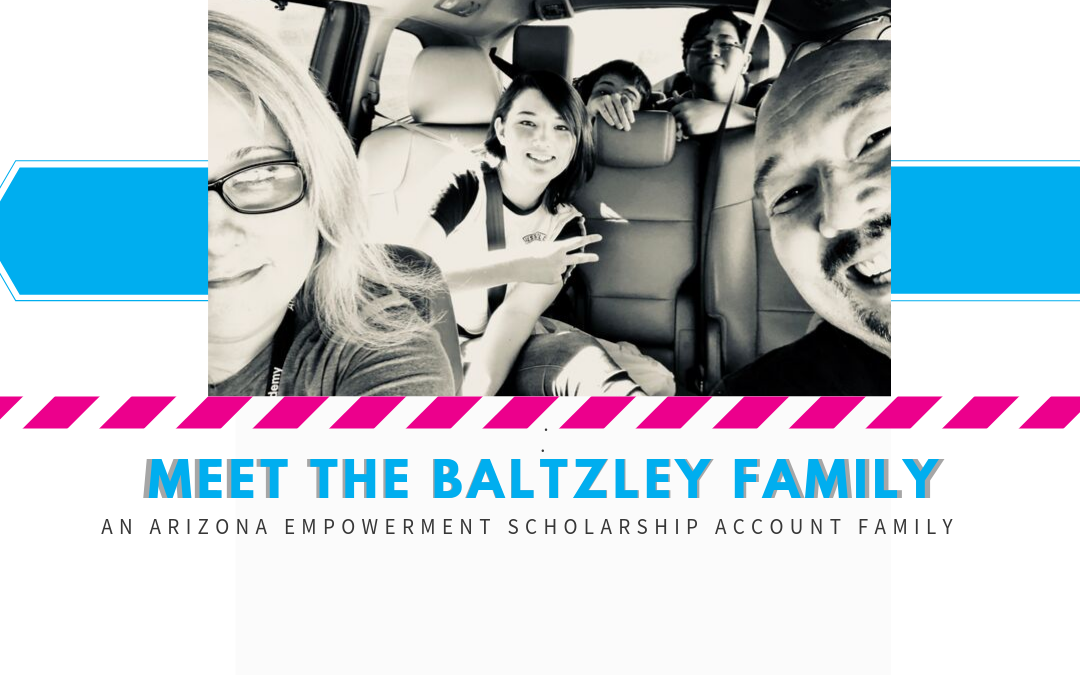 Meet the Baltzley Family