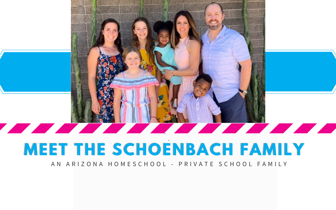 Meet the Schoenbach Family